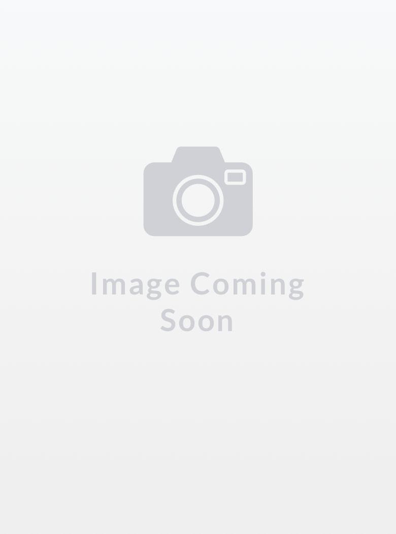 7506 - Denim fleuri rose - Jupe chic en crêpe